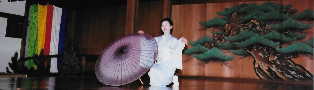 Welcome to the world of Japanese Traditional Dance!
